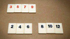 Rummikub and maths