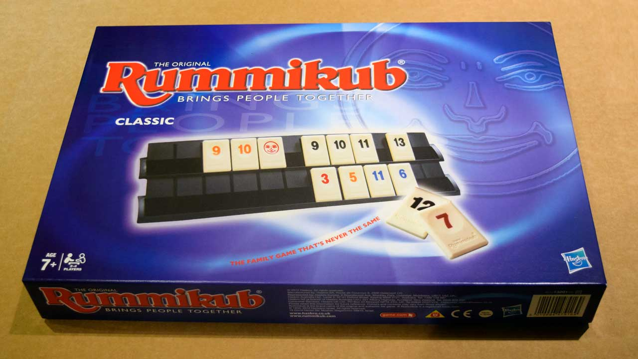 Rummikub and maths